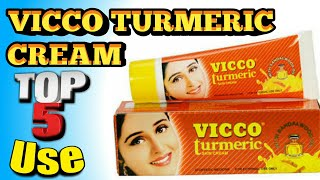 Vicco turmeric cream review : 5 Best ways to use vicco turmeric cream | Best cream for acne ,pimple