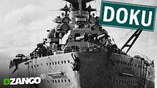 Der Untergang der Bismarck (Dokumentation, Geschichte) - Militär Doku, Dokumentarfilm Schiffe