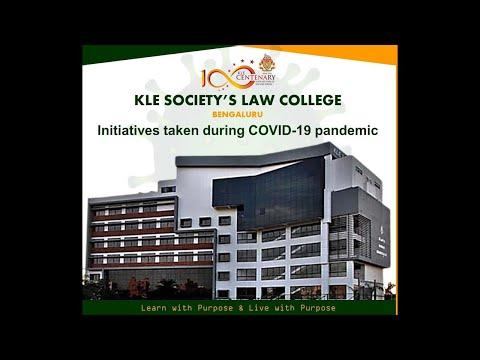 KLE Law College Bangalore
