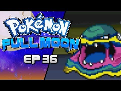 Pokemon Full Moon 🌙 (Fan Game) Part 36 GEN 7 POKEMON! Gameplay Walkthrough