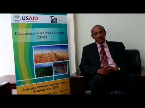 Commercial Farm Service Program/ #FeedingDev Question 5