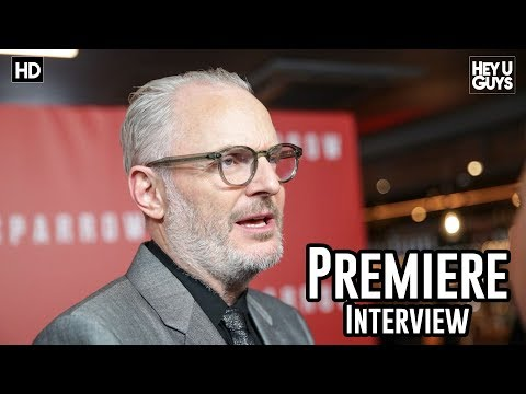 Director Francis Lawrence  Red Sparrow Premiere