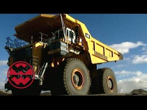 Monster Truck Größter Muldenkipper Der Welt Welt Der Wunder Youtube