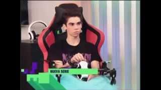 """Promo 3 """"Guía de un Gamer para Casi Todo"""" (Game On - Nueva Serie - 12-12-2015) en Disney XD"""