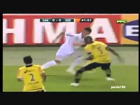 YouTube - Neymar de breasil et santos