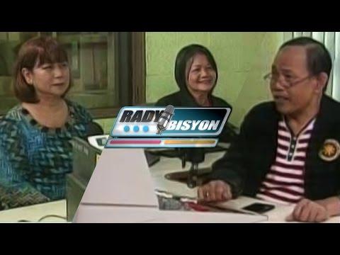 [RadyoBisyon] Guests: Hon. Marilen Medina-Ruiz at Hon. Vilma Padua. (Episode 120) - [04|06|15]