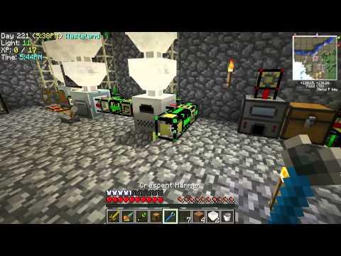 Induction Smelter Automático - Minecraft com Mods EP46