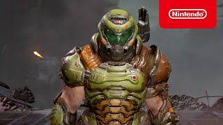 Experience the Entire DOOM Series on Nintendo Switch