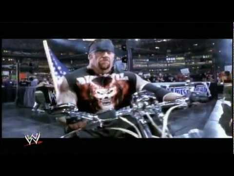 The Undertaker Biker Entrance - BEHIND THE SCENES of WRESTLEMANIA 19