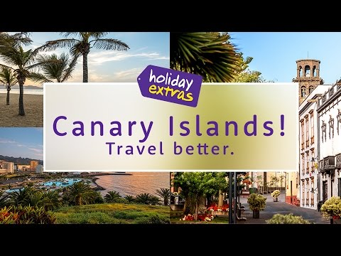Which Canary Island are you?! ✈️☀️| Travel Better with Holiday Extras!