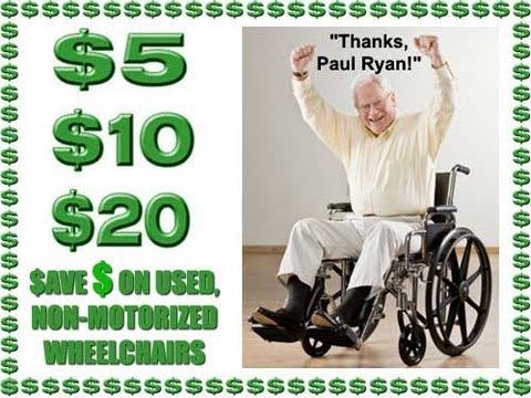 Paul Ryan Wants Coupons to Replace Medicare