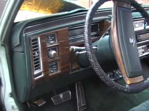 Cadillac Sedan Deville 1978 Wmv Youtube