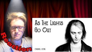 """""""As The Lights Go Out"""" by DAGames REACTION! 