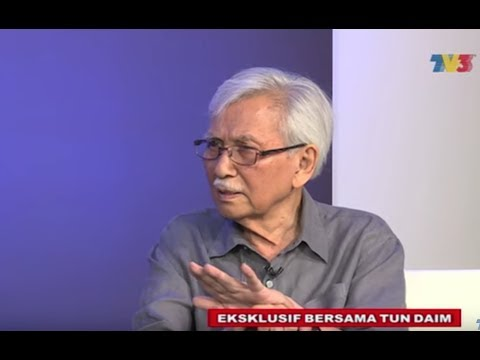 Soal Rakyat    Episod 8 - Tun Daim Zainuddin