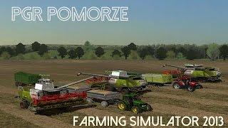 Farming Simulator 2013 - WIELKIE ŻNIWA / BIG HARVEST