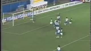 Santo Andre 2x1 Palmeiras - Taça Libertadores da América 2005