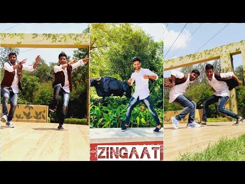 Zingaat Dance Cover | Dhadak | Ishaan; Janhvi | Ajay-Atul | Amitabh Lightening Stars
