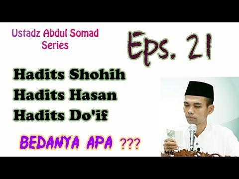 Hadits Shohih Hadits Hasan Hadits Do If Bedanya Apa Youtube