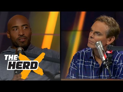 Was Ronde Barber overshadowed by Tiki Barber? | THE HERD