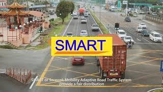 Smart Traffic Control Centre Kuching
