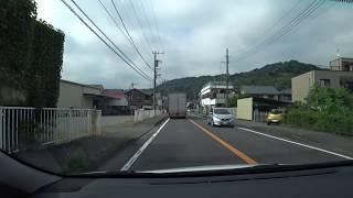【国道1号線の迂回道】小田原=>二宮 thumbnail