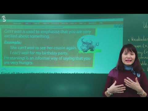 Unit 7. Recipes and Eating Habits – Getting Started - Tiếng Anh 9  - Cô Quang Thị Hoàn