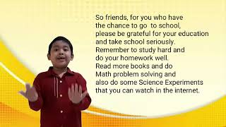 Download The Importance Of Education. English Speech by Joshua copying @TEDx Talks