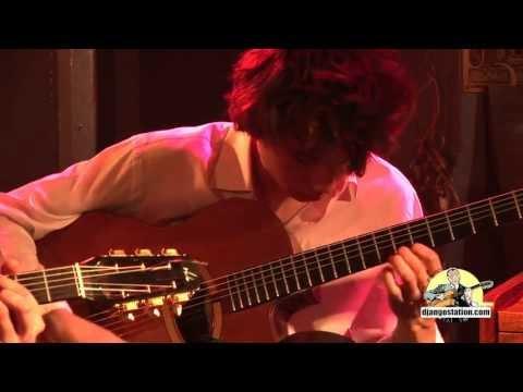 Soirée Djangostation avec Adrien Moignard, Antoine Boyer - Lullaby of Birdland