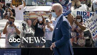 Trump, Biden face off in Florida | WNT