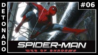 Spider-man Web of Shadows - Detonado #06