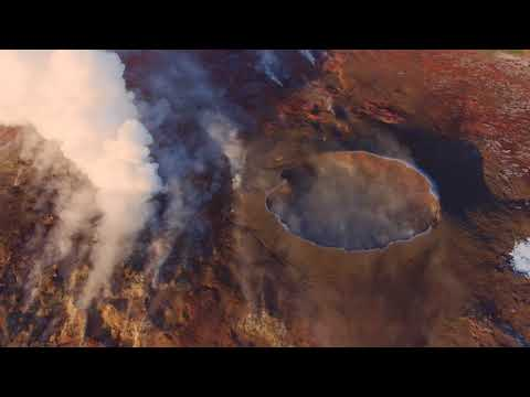 The Reykjanes Peninsula: An active volcanic system under its surface