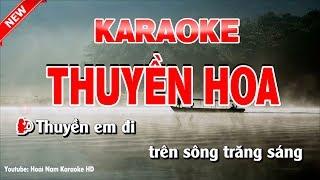 Karaoke Thuyền Hoa Song Ca - thuyền hoa karaoke nhạc sống song ca
