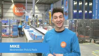 Vacature Pick and Pack
