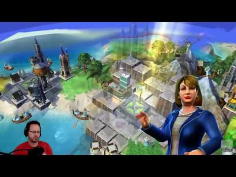 Civilization Revolution - How to Rush the World Bank or United Nations
