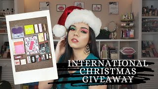 International Holiday Giveaway 2019 | MAKEUP & SKINCARE | TRVBEAUTY