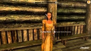 Skyrim HeartFire. Прохождение. Часть 4. Детей нет, ссорюсь с женой.