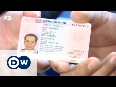 Immigration via Blue Card | Made in Germany