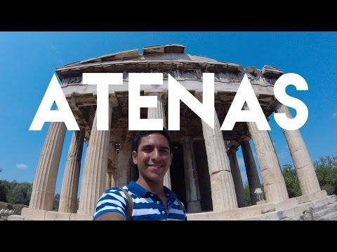 24 horas para conocer Atenas, Grecias.