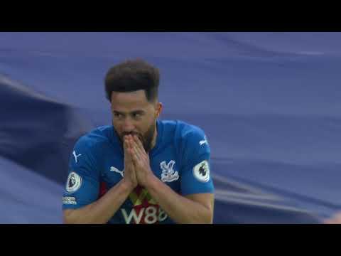 Crystal Palace Burnley Goals And Highlights