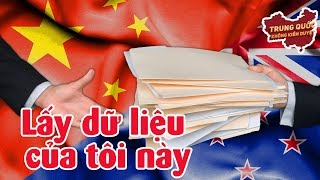 Nước Nào đang Chia Sẻ Dữ Liệu Tình Báo với Trung Quốc?   Trung Quốc Không Kiểm Duyệt