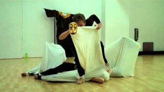 Kun-Yang Lin/Dancers collaborates with Hua Hua Zhang in Process for Oct. 14-15, 2011
