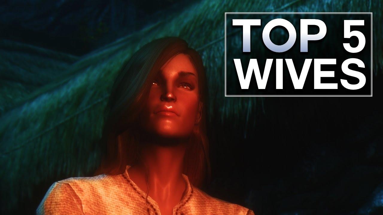 Skyrim - Top 5 Wives