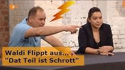 """Walter Flippt aus """"Übertriebene Preisvorstellung"""" bei Bares für Rares"""