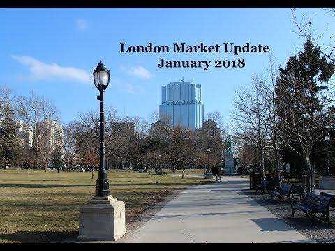 London Ontario Real Estate January 2018 Market Update