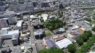 SAKURA I 桜井市上空