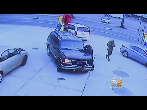 Gas Station Worker Killed In Hit-And-Run