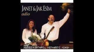 Por La Tu Puerta Yo Pasi (Gülpembe)  / Janet ve Jak Esim