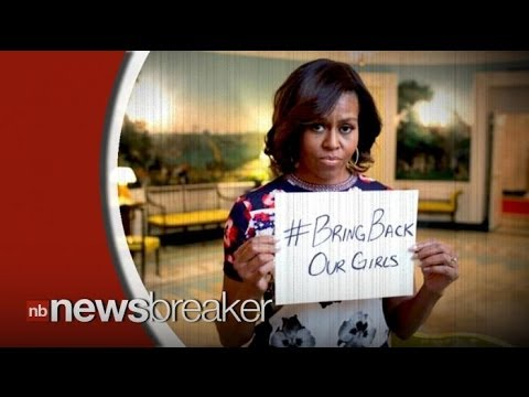 Celebrities Take to Social Media to Bring Awareness to Kidnapped Nigerian Girls