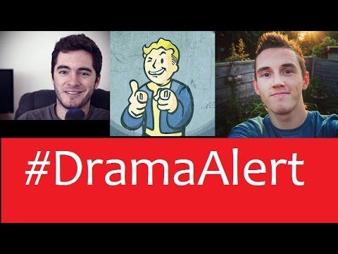 Syndicate & Captainsparklez Vs Fallout #DramaAlert End Of An ERa