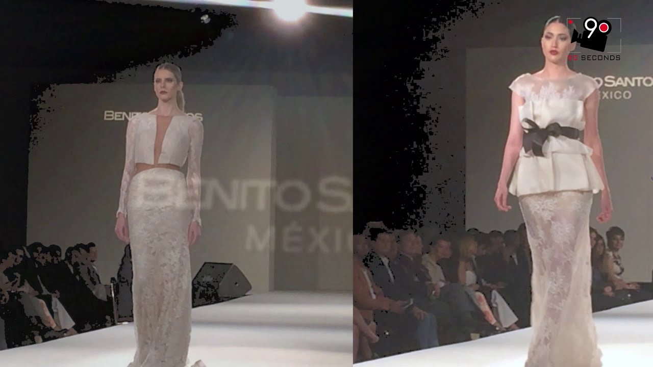 5a9aea656 Diseñador mexicano Benito Santos - Fashion Show with the Stars Houston